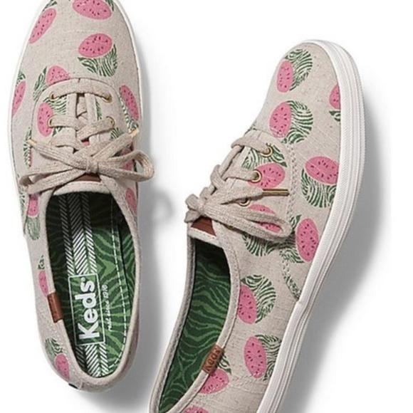 Keds Shoes   Keds Champion Watermelon